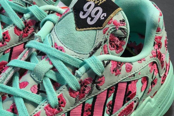 Adidas Originals lança tênis que custa 99 cents em parceria com a Arizona Iced Tea