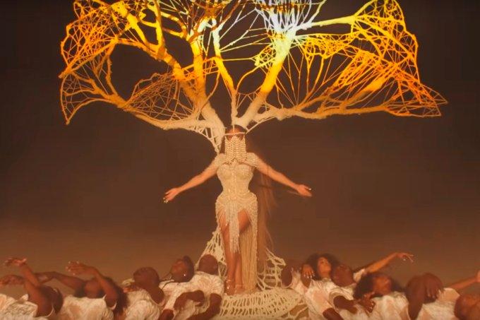 Beyoncé usa marca brasileira em clipe de Spirit