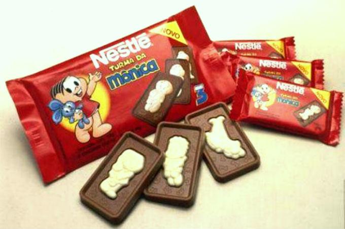 Mas e o Chocolate da Turma da Mônica, vai voltar ou não?