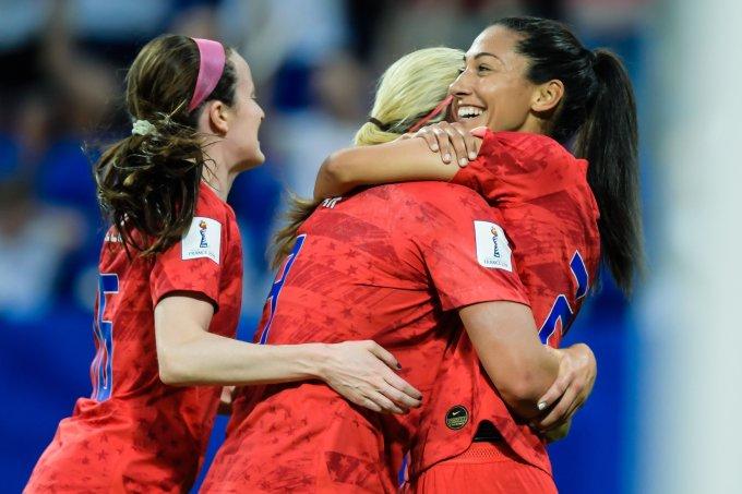 EUA e Holanda estão na final da Copa do Mundo de Futebol Feminino!
