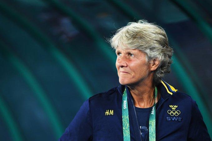 É oficial! Sueca é a nova técnica da Seleção Brasileira de Futebol Feminino