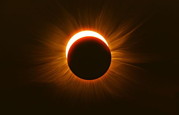 Qual o melhor horário para assistir ao eclipse solar dessa terça-feira, 2?