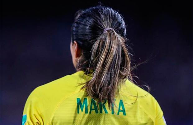 """Para a FIFA, Marta não é a """"maior artilheira da história das Copas do Mundo"""""""