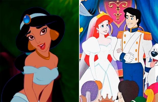 Você sabe qual é a idade das Princesas da Disney?