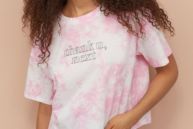 ariana-grande-camiseta-h&m