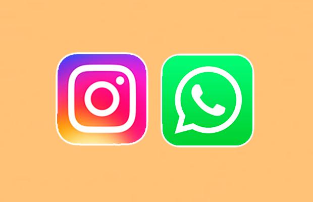 Instagram e WhatsApp devem mudar de nome em breve, diz site de tecologia