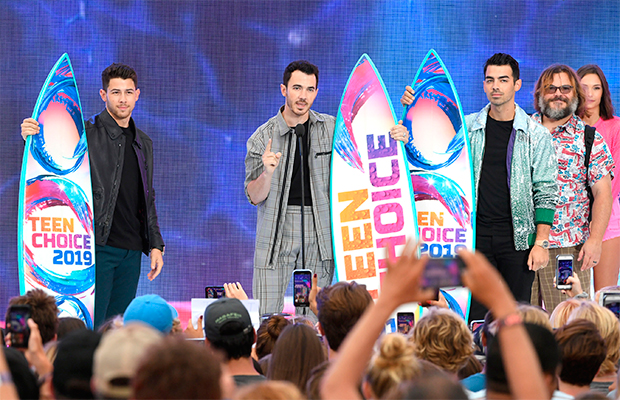 De Jonas a Taylor: a lista completa dos vencedores do Teen Choice Awards 2019