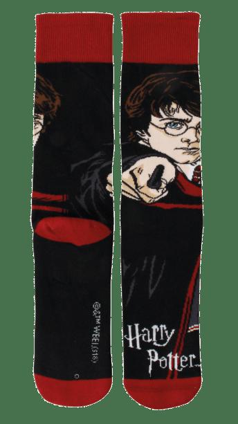 Meia Harry Potter da Lupo (R$ 25,92*).