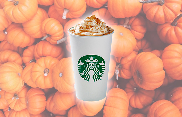 O famoso e picante Pumpkin Spice da Starbucks finalmente chegou ao Brasil!