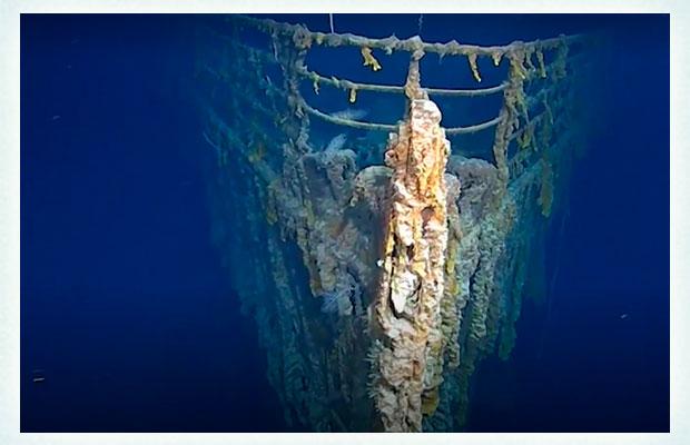 Destroços do Titanic devem sumir nos próximos anos devido à uma bactéria