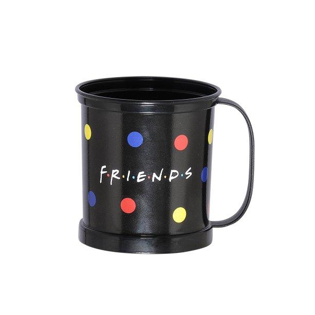 Caneca Friends Preta, C&A, R$ 12,99.