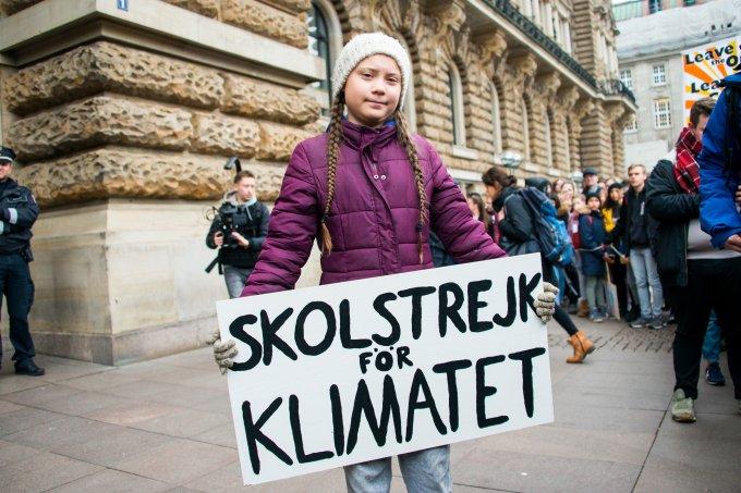 Greta Thunberg: a ativista ambiental de 16 anos que está mudando o mundo