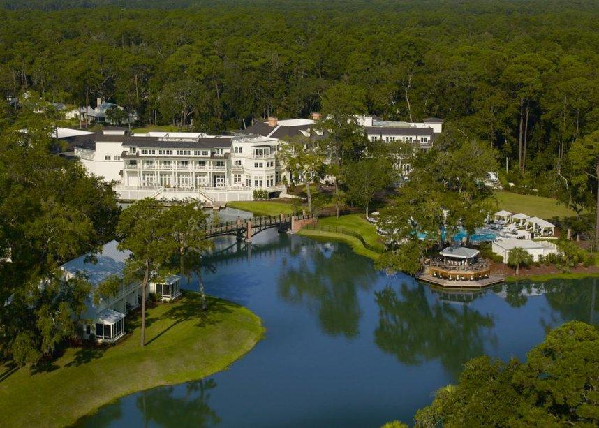 Justin e Hailey Bieber devem se casar no hotel Montage Palmetto Bluff, na cidade de Bluffton, na Carolina do Sul
