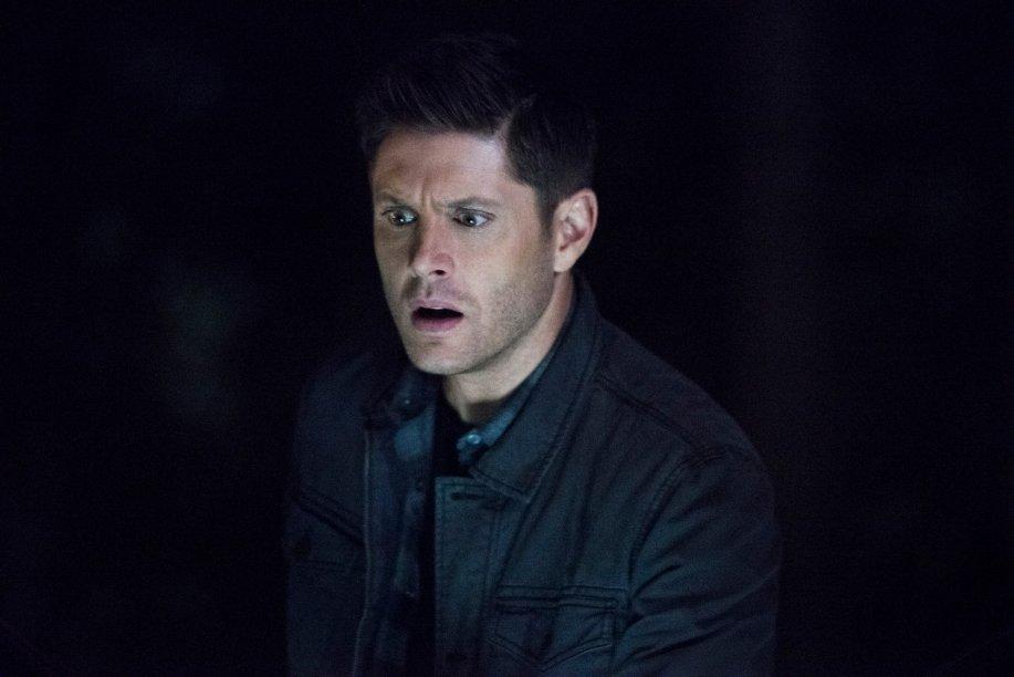 O que será que deixou Dean tão surpreso? #MEDO