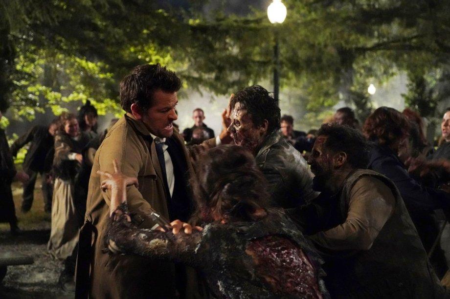 Castiel estará de volta na 15ª temporada de Supernatural