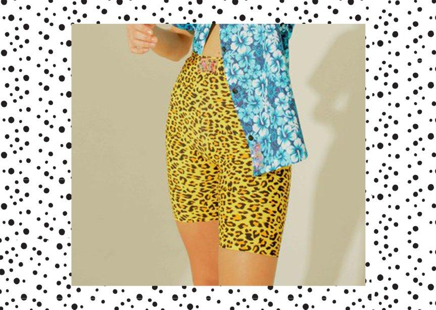 Biker Yellowpard, Sri Clothing, R$ 119*.