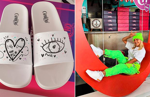 Blog da Galera: o lançamento da nova linha da Capricho Shoes foi especial