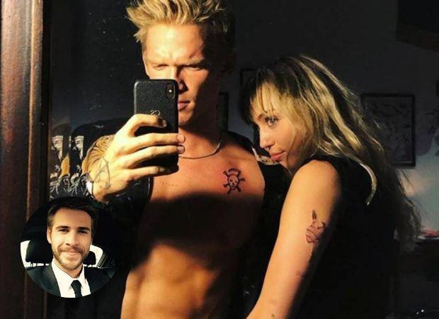 Miley Cyrus e Cody Simpson / Liam Hemsworth