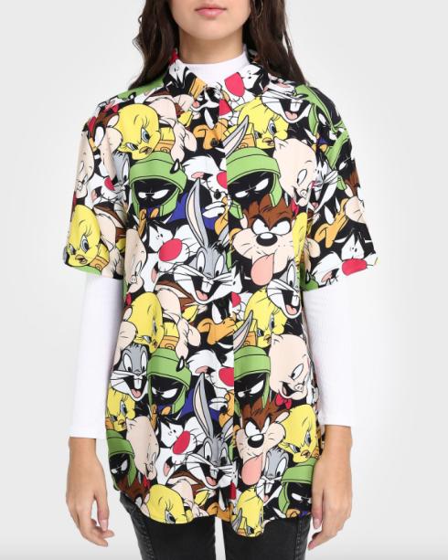 Camisa Looney Tunes da Riachuelo (R$ 119,90*).