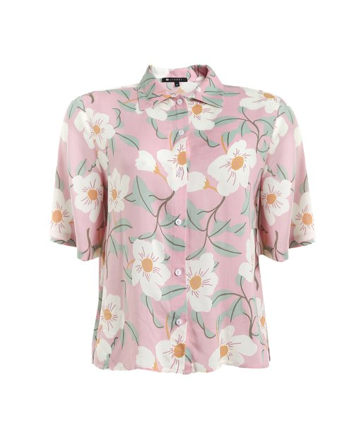 Camisa com estampa floral da C&A (R$ 119,99*).