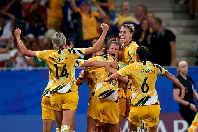 Seleção Feminina de Futebol da Austrália vai ganhar igual à Masculina