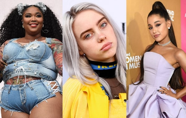 lizzo-billie-eilish-ariana-grande-grammy-2020-