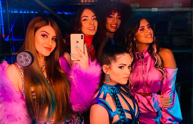 Blog da Galera: Sofia Oliveira fala sobre o The X Factor e o girl group V5