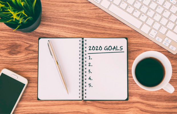 Dicas para se organizar melhor e manter o foco em 2020