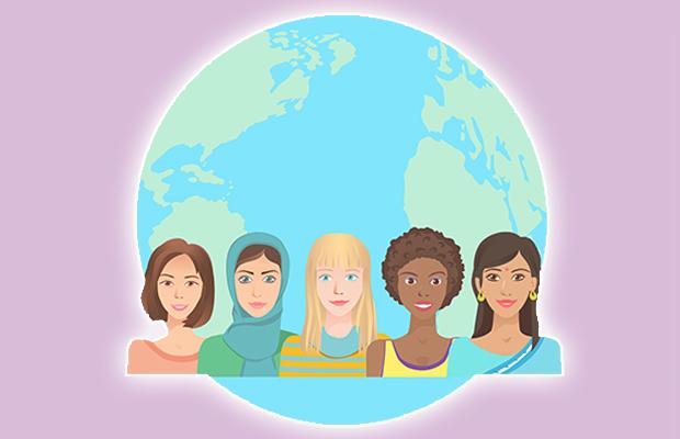 Ranking elege os cinco países mais seguros do mundo para ser mulher