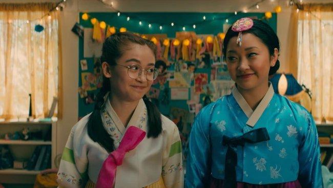 para-todos-os-garotos-que-ja-amei-ps-ainda-amo-voce-lara-jean-kitty-coreia