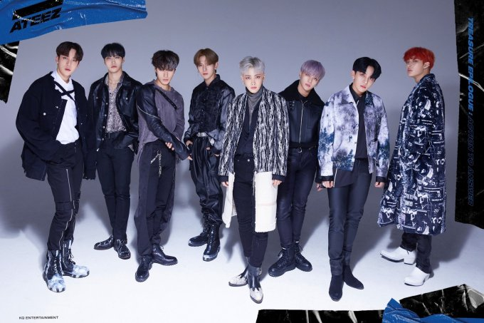 ATEEZ_KQ Entertainment