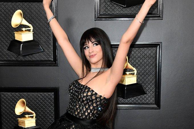 Camila Cabello Grammy Awards 2020