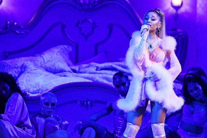 Ariana Grande Grammy 2020