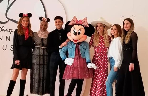 Disney quer incentivar a positividade nas redes sociais com a Minnie Mouse