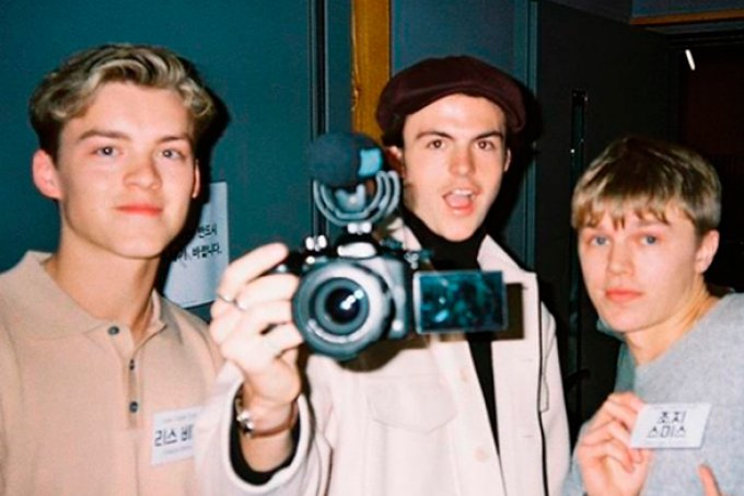 New Hope Club diz em entrevista que nova turnê vai passar pelo Brasil