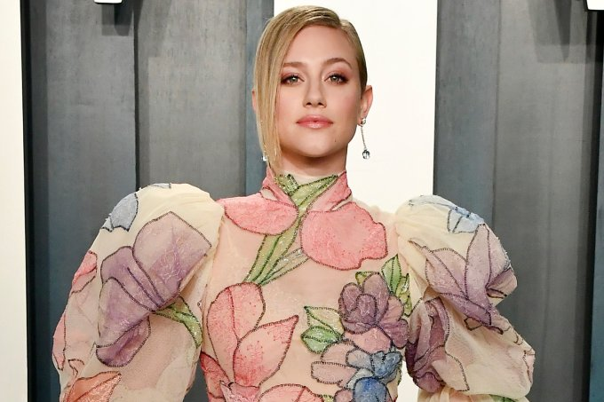 Lili Reinhart na Vanity Fair Oscar Party 2020