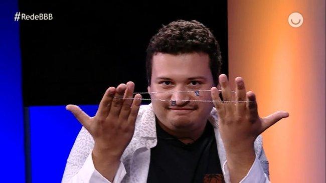 Victor Hugo é o sétimo eliminado do Big Brother Brasil 20