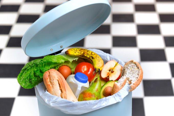 Um terço de todo alimento disponível para consumo humano é desperdiçado