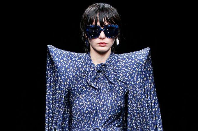 Balenciaga : Runway – Paris Fashion Week Womenswear Fall/Winter 2020/2021