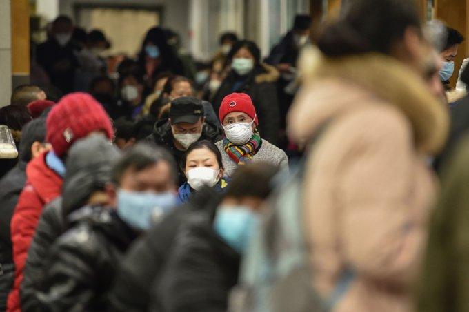 Pela primeira vez, berço do coronavírus na China não registra novas infecções
