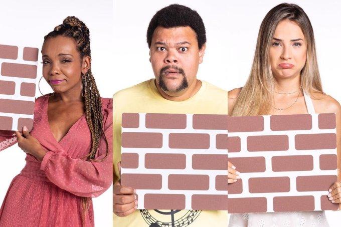Babu, Gabi e Thelma estão no paredão do BBB20