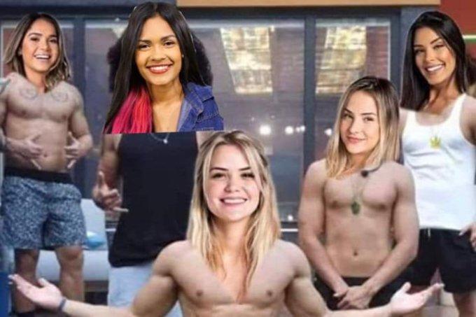 Flayslane, Gabi, Gizelly, Ivy ou Marcela: qual deve ser a próxima eliminada do BBB20