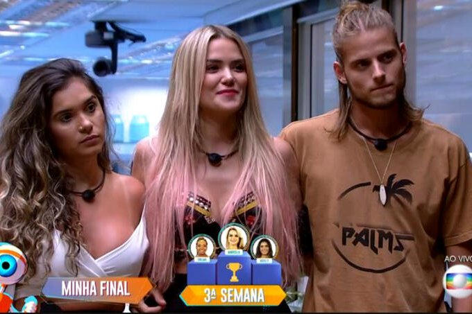 Daniel ou Gizelly? Fora do BBB20, Marcela responde
