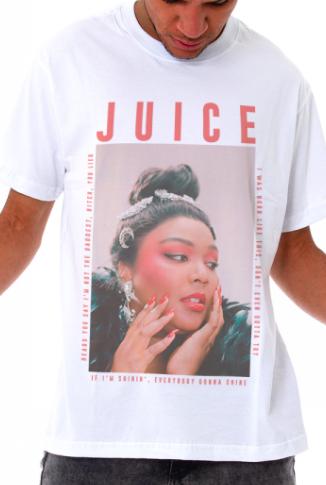 Camiseta Lizzo da Korova (R$ 89*)