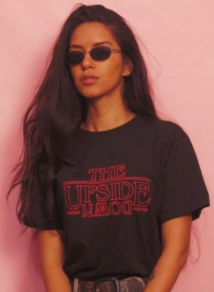 Camiseta Stranger Things da Lolita Vingeteria (R$ 49,99*)