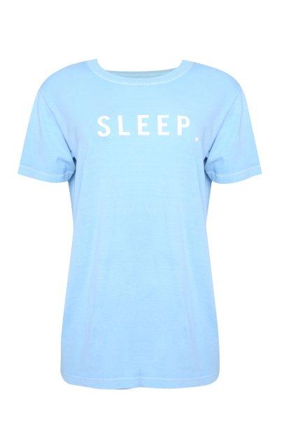 """Camiseta """"Sleep"""" da C&A (R$ 49,99*)"""