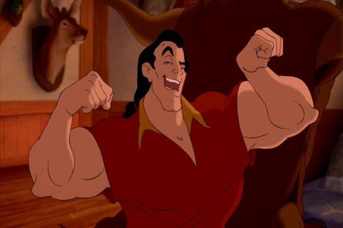 Complexo de Gaston explica a masculinidade frágil de muito homem por aí