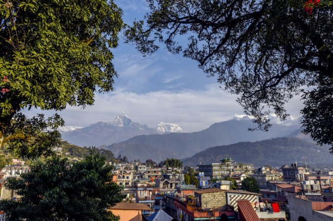 Índia tem queda de poluição e Himalaia fica visível pela 1ª vez em décadas