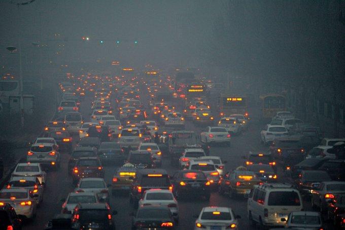 Queda da poluição devido à quarentena já salvou 77 mil vidas na China
