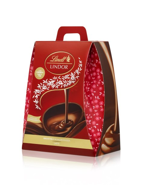 Ovo Lindor Double Lindt 360g (R$ 199,90*)